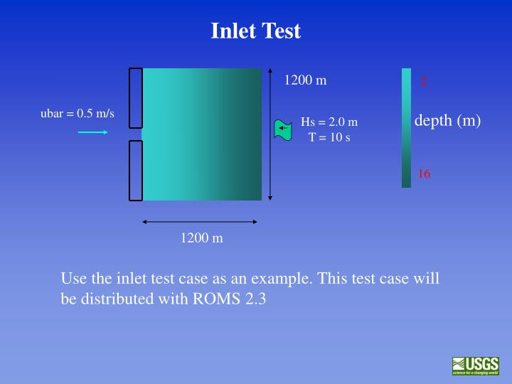 Inlet Test