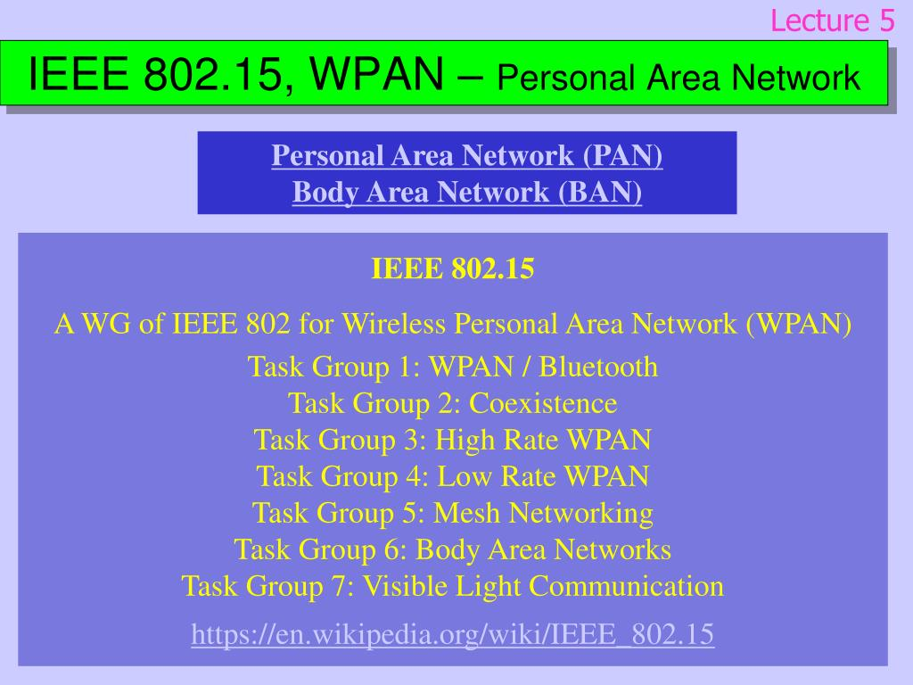 PPT - Wired & Wireless LAN Connections PowerPoint Presentation - ID
