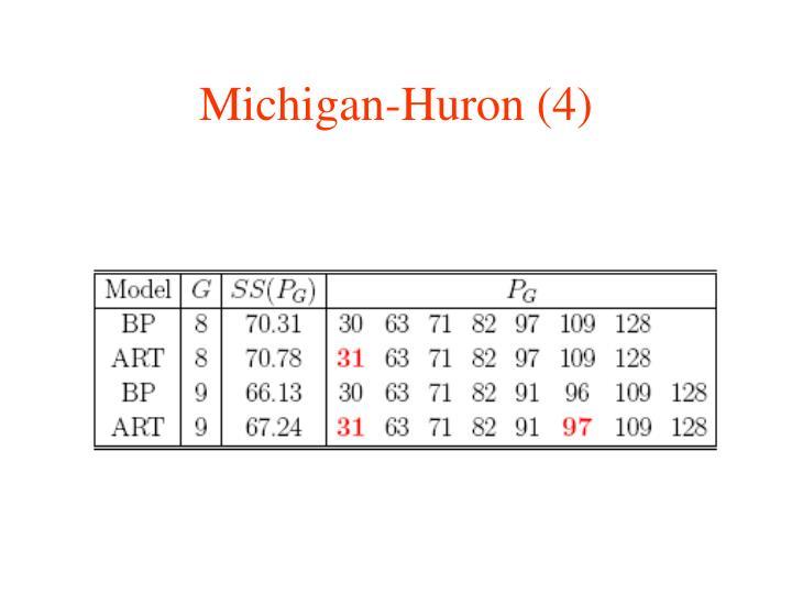 Michigan-Huron (4)