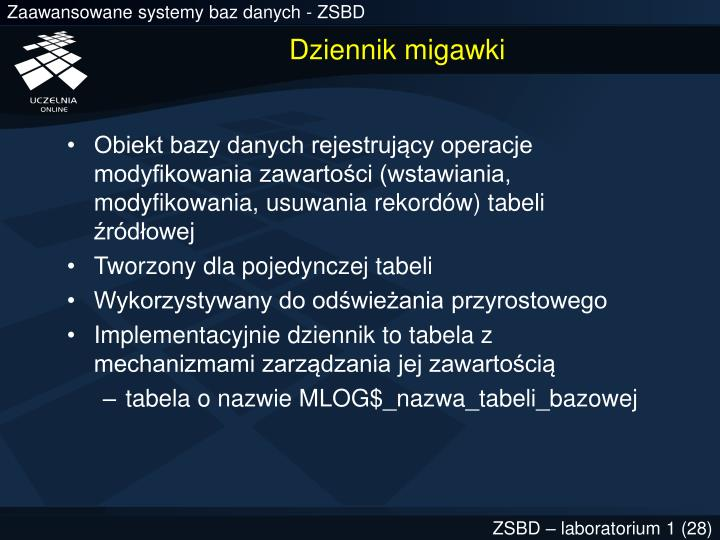 Dziennik migawki