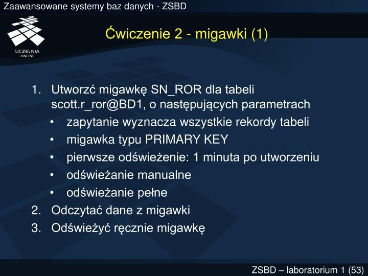 Ćwiczenie 2 - migawki (1)