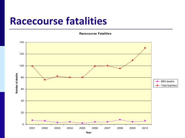 Racecourse fatalities