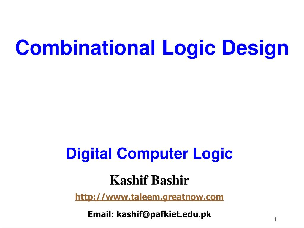 Ppt Combinational Logic Design Powerpoint Presentation Id3260503 4 To 16 Decoder Diagram N