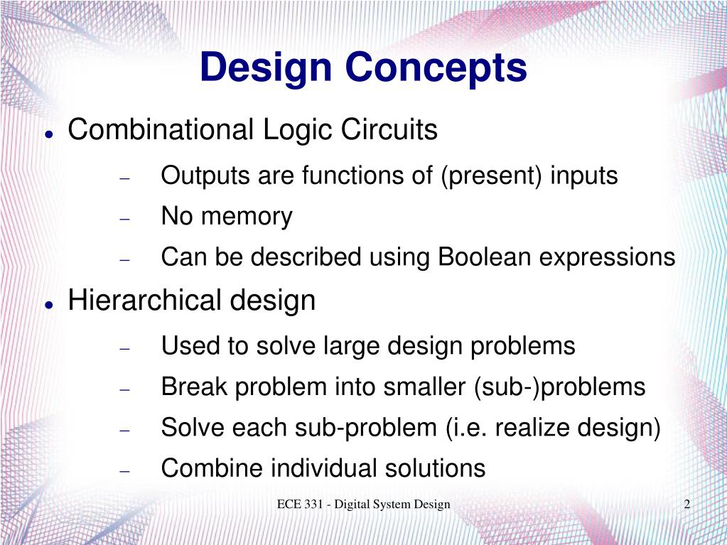 Ppt Ece 331 Digital System Design Powerpoint Presentation Free Download Id 3260629