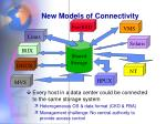 new models of connectivity