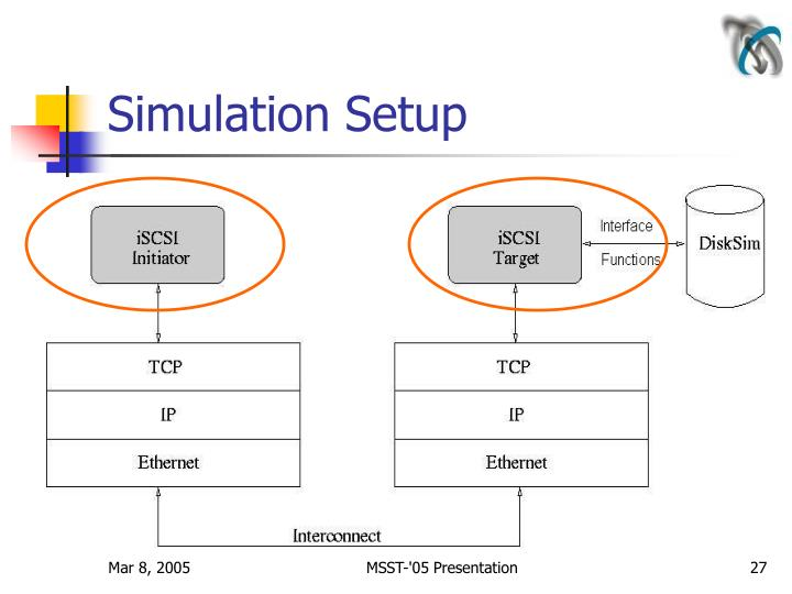 Simulation Setup