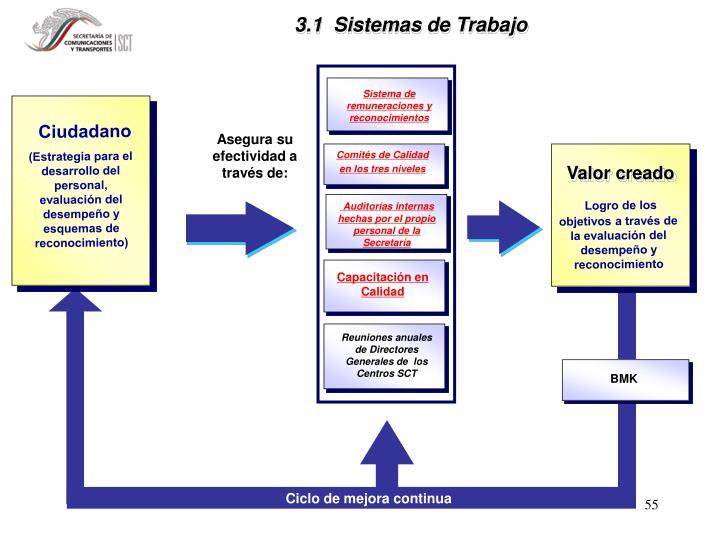 Sistema de remuneraciones y reconocimientos