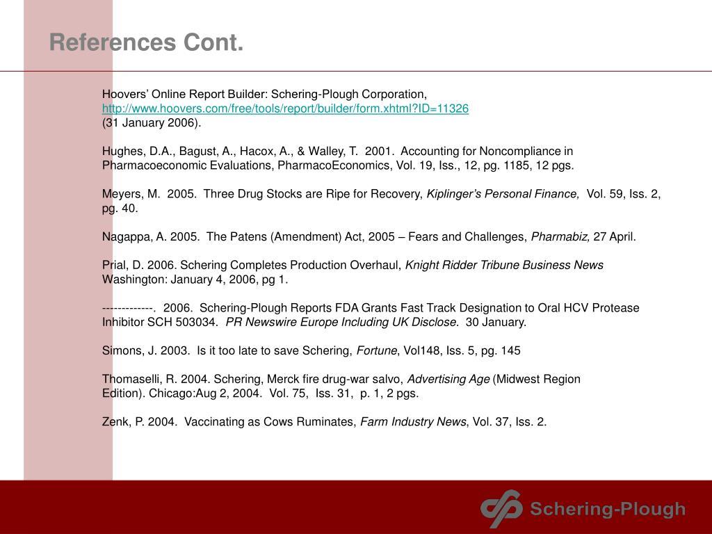 PPT - Schering-Plough Situation Analysis Team Acci ó n: Beth