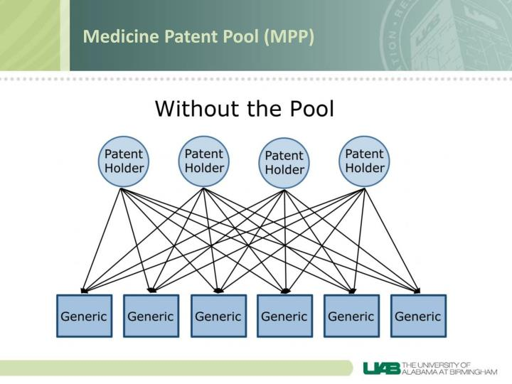 Medicine Patent Pool (MPP)
