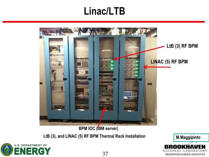 Linac/LTB