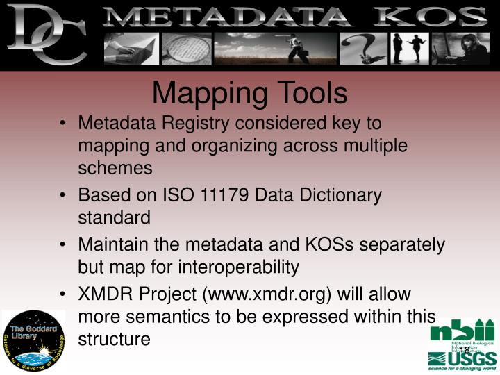 Mapping Tools