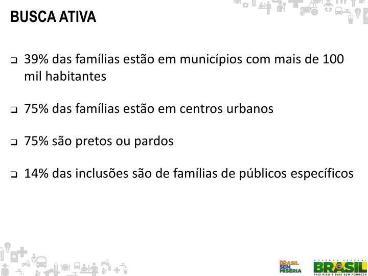 BUSCA ATIVA