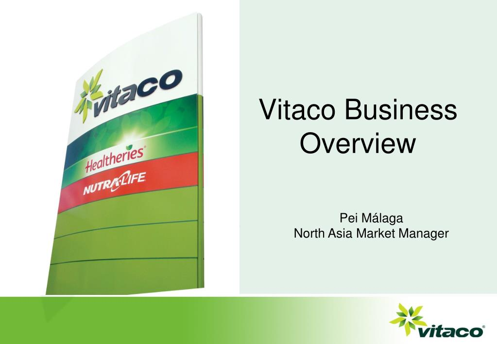 ppt vitaco business overview powerpoint presentation id 3264744
