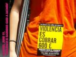 madrid june 19 violence is earning 600 a month