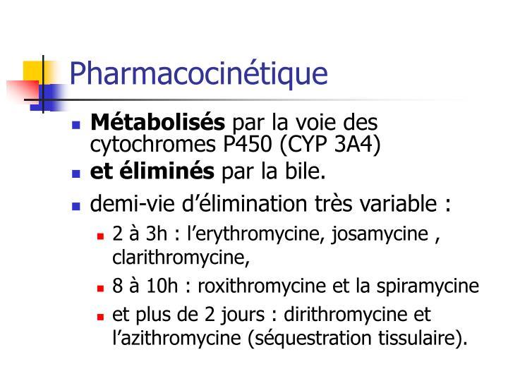 PPT - Les Macrolides et Apparentés PowerPoint Presentation