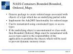nass containers bounded bounded ordered maps