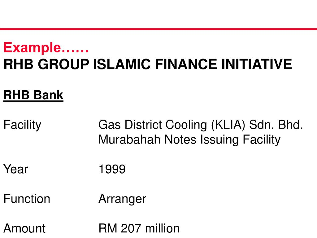 PPT - CONVENTIONAL BANKING CONVERGENCE WITH ISLAMIC BANKING