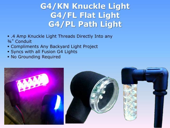 G4/KN Knuckle Light