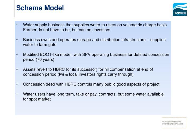 Scheme Model