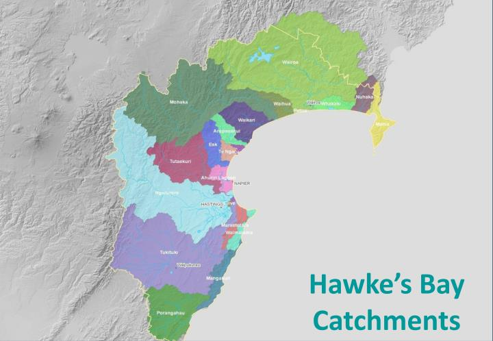 Hawke's Bay Catchments
