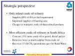 strategic perspective