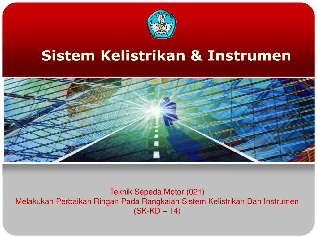 Ppt - Sistem Kelistrikan  U0026 Instrumen Powerpoint Presentation  Free Download