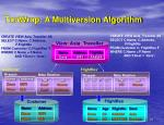 txnwrap a multiversion algorithm