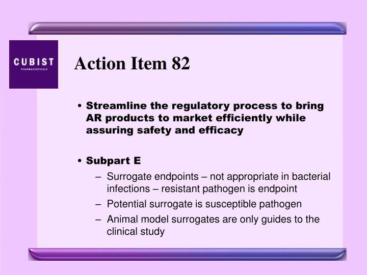 Action Item 82