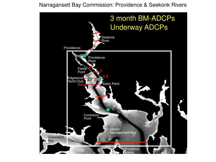 Narragansett Bay Commission: Providence & Seekonk Rivers