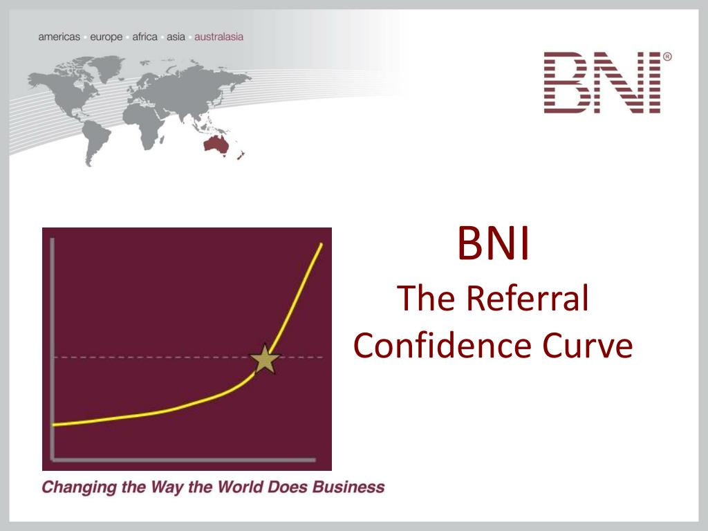 Ppt Bni The Referral Confidence Curve Powerpoint Presentation Free Download Id 3268306