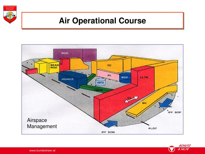 Air Operational Course