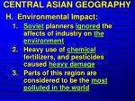 central asian geography2