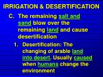 irrigation desertification1