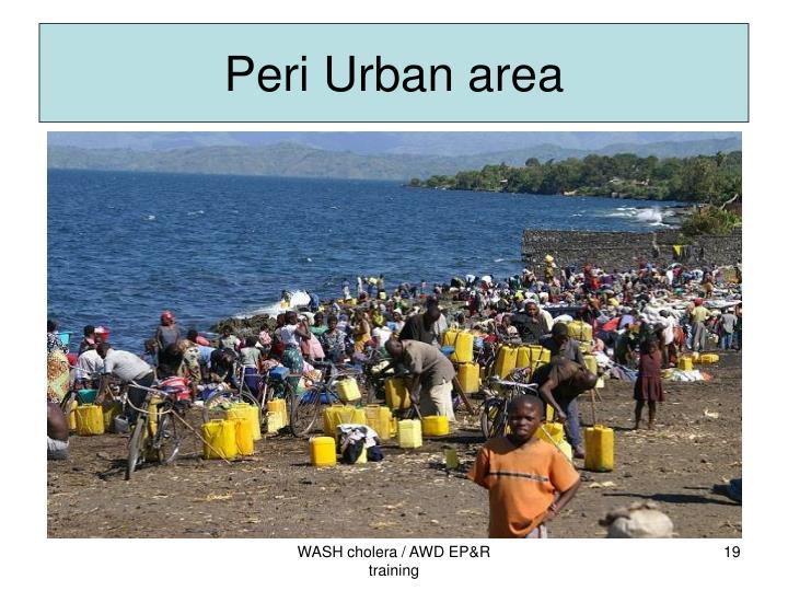 Peri Urban area