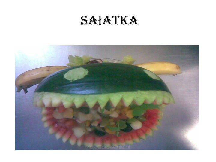 sałatka