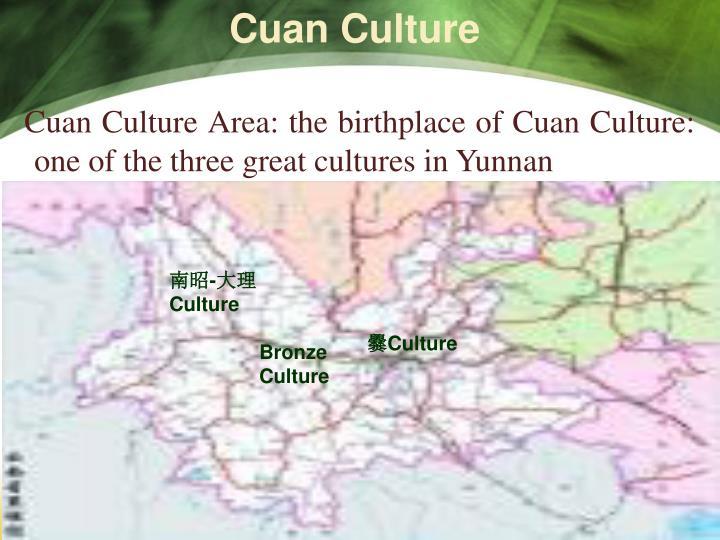 Cuan Culture