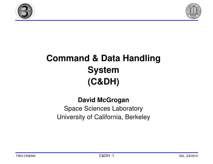 Command & Data Handling