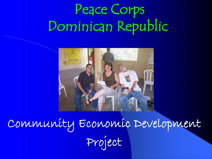 peace corps dominican republic n.