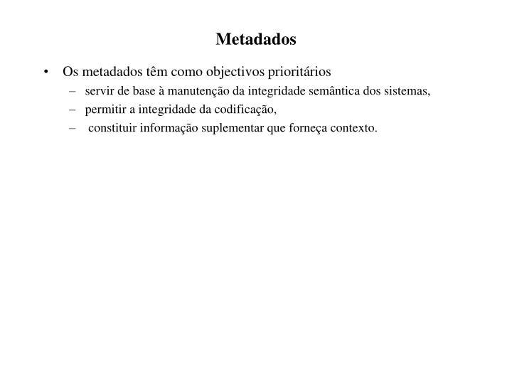Metadados2