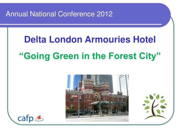 annual national conference 2012 n.