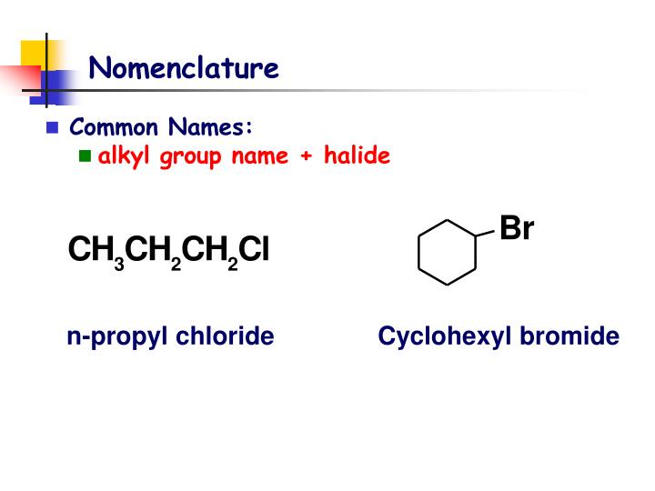 relativities of alkyl halides in nucleophilic Lecture notes chem 51b s king  the characteristic reactions of alkyl halides are nucleophilic substitution and elimination i nucleophilic substitution: review in a substitution reaction, an alkyl halide reacts with a nucleophile to give a  • 2° alkyl halides react with good nucleophiles by s n 2 reactions.