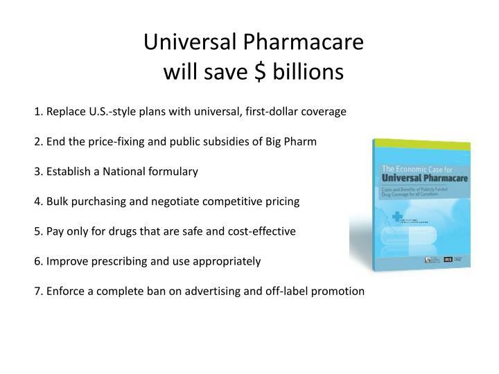 Universal Pharmacare