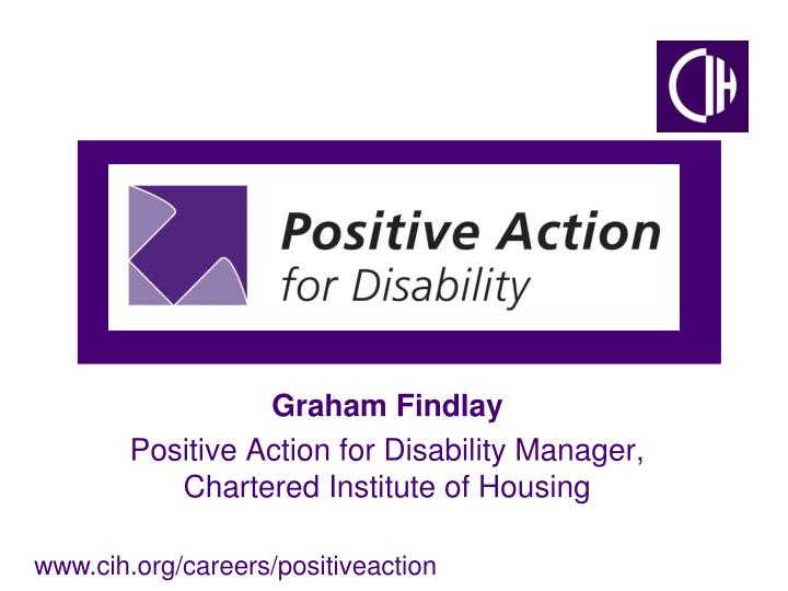 affirmative action for those with disabilities