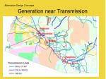 generation near transmission