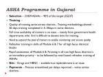 asha programme in gujarat