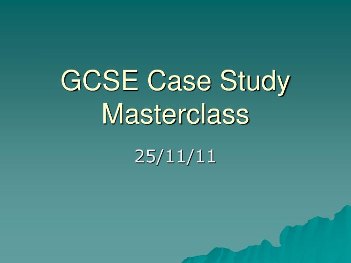 geography case studies Case studies and examples must be used where appropriate to illustrate content a case study is a detailed, located example for discussion or a discursive approach ideally, case studies selected should be recent that is, they should have occurred within the student's lifetime and should not be.