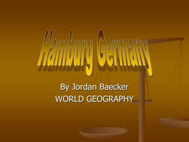 by jordan baecker world geography n.