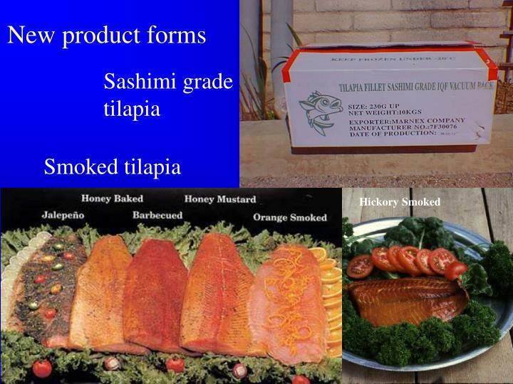 New product forms