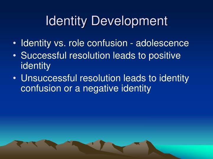 Identity Development