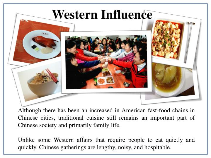Ppt chinese culture tradition and change powerpoint for American cuisine presentation
